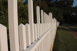 Eastcliff fence