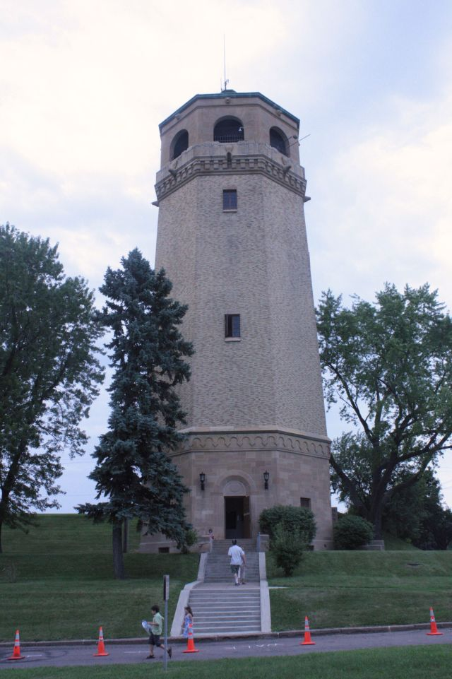 "The Highland Park Water Tower, a landmark since 1928, was designed by Clarence ""Cap"" Wigington, the first African-American municipal architect in Minnesota."