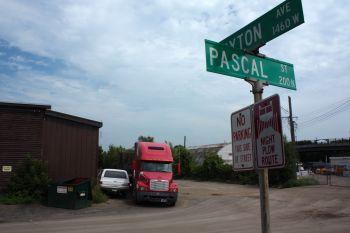 Dayton & pascal sign