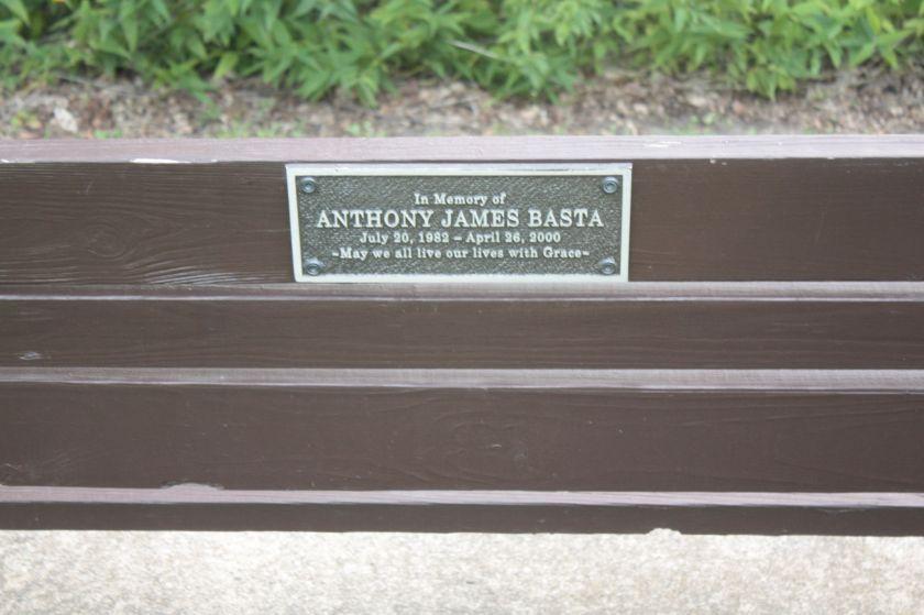 Tony B memorial 1