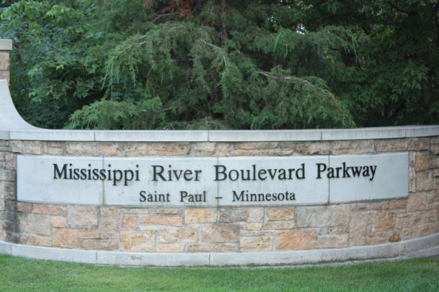 SP river road entrance