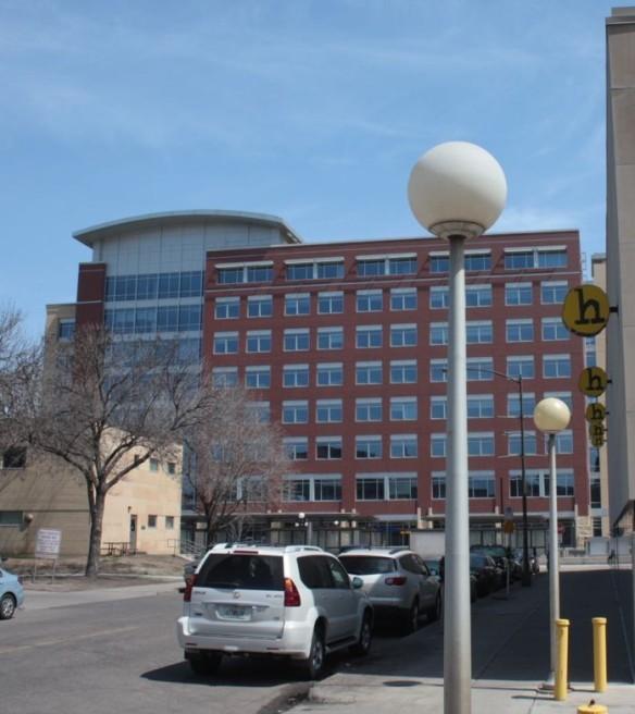 Elmer L. Anderson Building