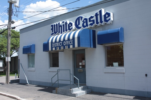Mmmm. White Castle. Unfortunately no sliders or nails are served here.