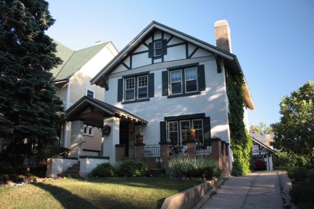 Jennifer Feigal's home at 904 Osceola.