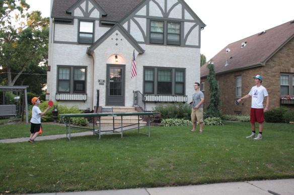 front yard ping pong 1