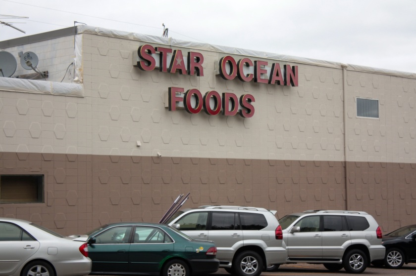 Star Ocean Foods on Pierce Butler Route is a distributor of Asian foods.