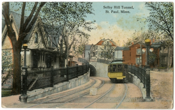 selby hill home 1910