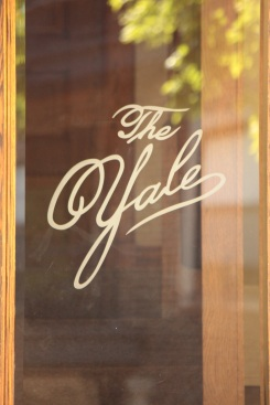 The Yale.
