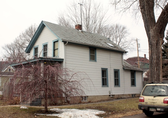 Julia Reimer's home, 261 Banfil.