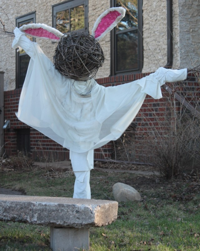 avant-guarde bunny