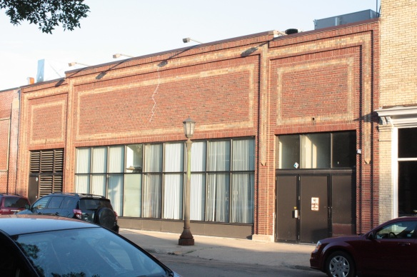 Thomas Finn Roofing was one venture in the 270 Dayton building, now part of the YMCA.