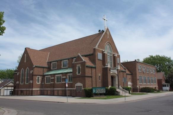 Faith Lutheran Church, 499 Charles Avenue.