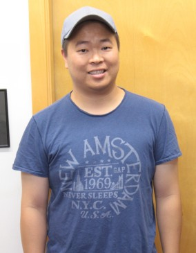 Jamie Liu, general manager of Hmongtown Market.