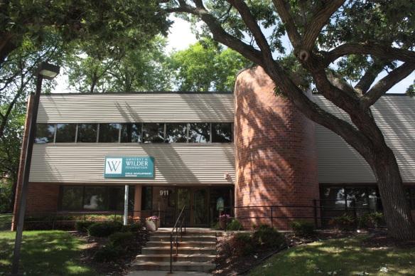Wilder's Child Development Building.