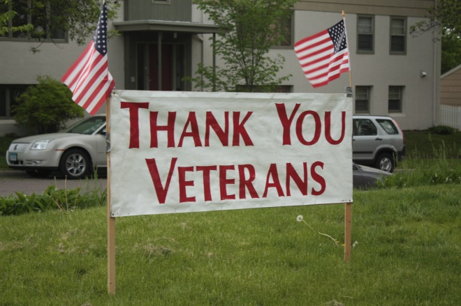 thanks vets