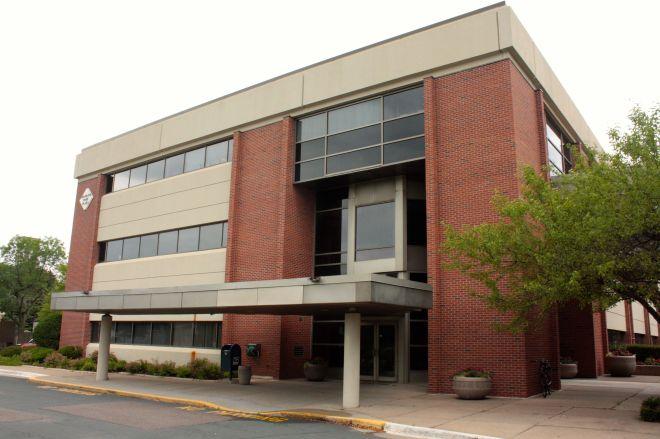 The Hamline Park Plaza office building.
