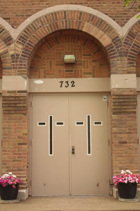 The church at 732 Central Avenue West is the third building for the Pilgrim Baptist congregation. The first two were located Downtown.