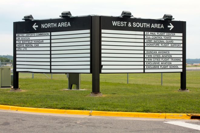Holman Field is busier than you'd think than this list of tenants would lead you to believe. There are more than 69,000 take offs and landings each year according Metropolitan Airports Commission figures.