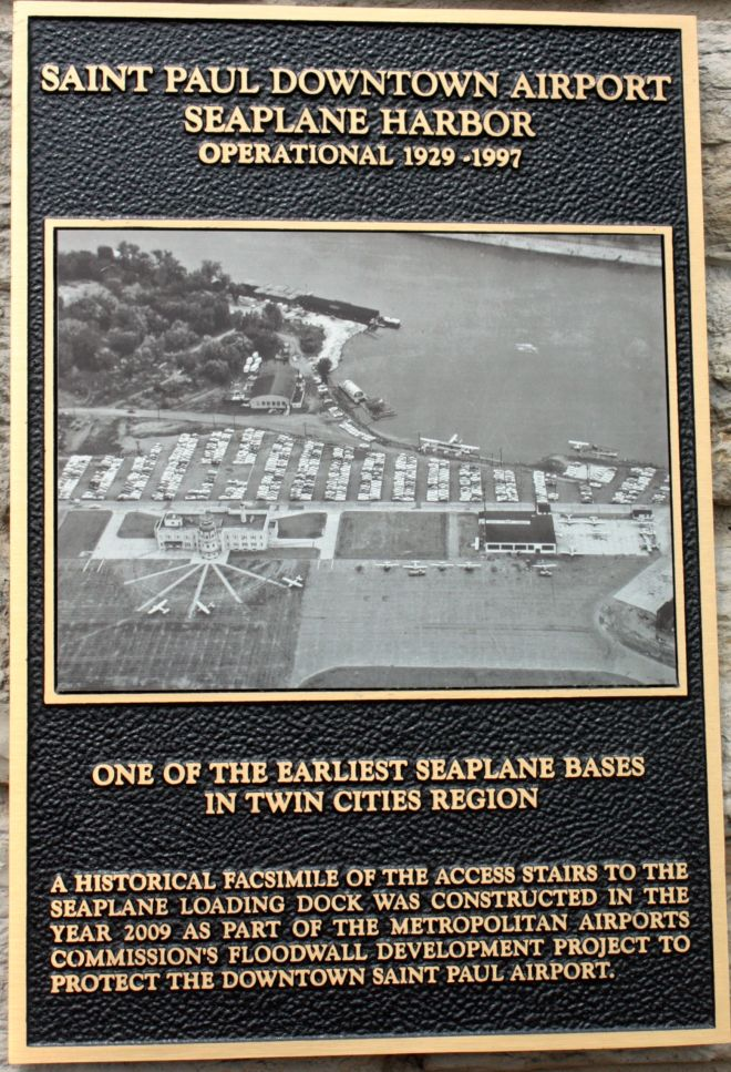The airport had an operational seaplane harbor from 1922 to 1997.