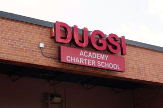 A third charter school, the Dugsi Academy is on the Snelling Avenue West Frontage road. About 300 students attend Dugsi.