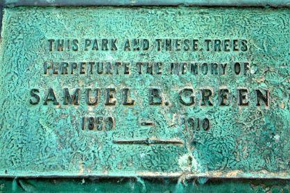 college park green memorial 2