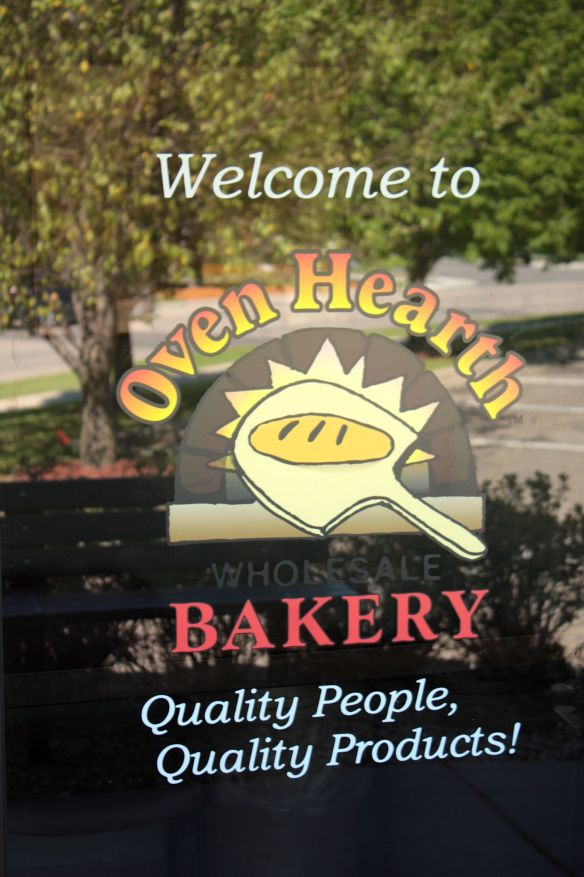 Oven Hearth Bakery whips up wholesale breads and desserts. When the ovens are on, the smell will make you hungry.