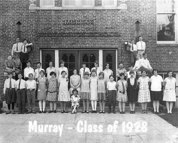 In 1928 Murray