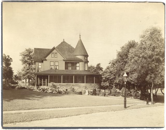 Wessle house 1905. Courtesy Minnesota Historical Society.