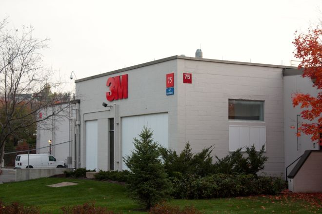 3M has a pharmaceutical pilot plant on Water Street, a couple blocks south of the former Waterous facility.