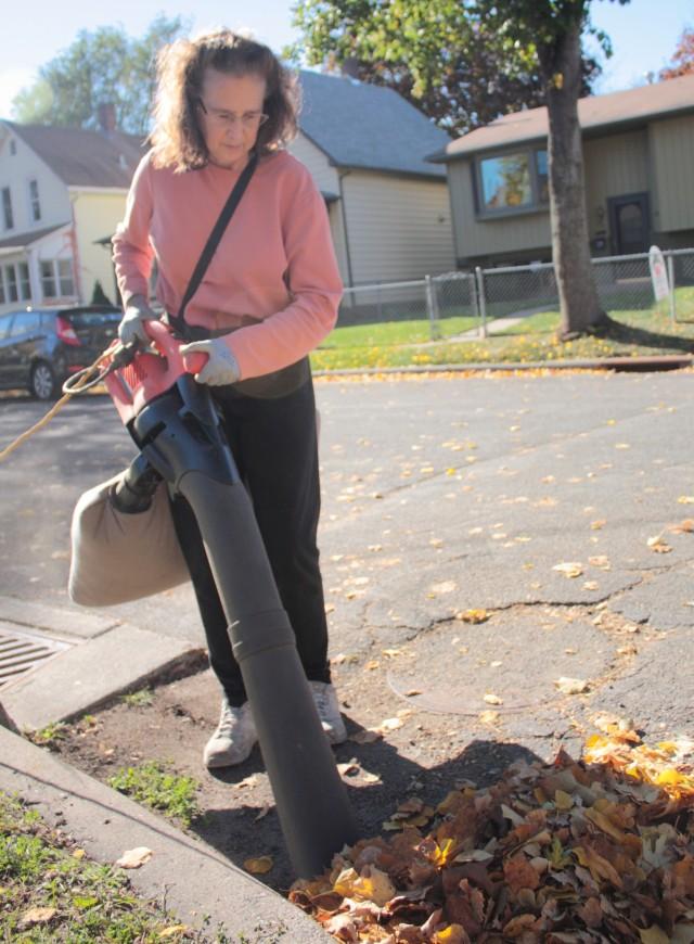 Como curb cleanup 5