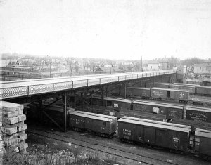 Burr Street Bridge