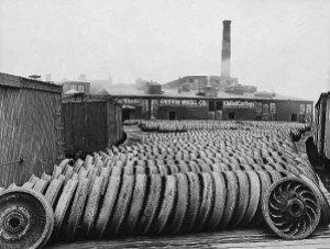 The Griffin Wheel Company, circa 1918