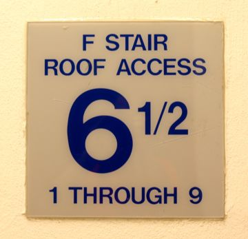 6th and 1/2 floor