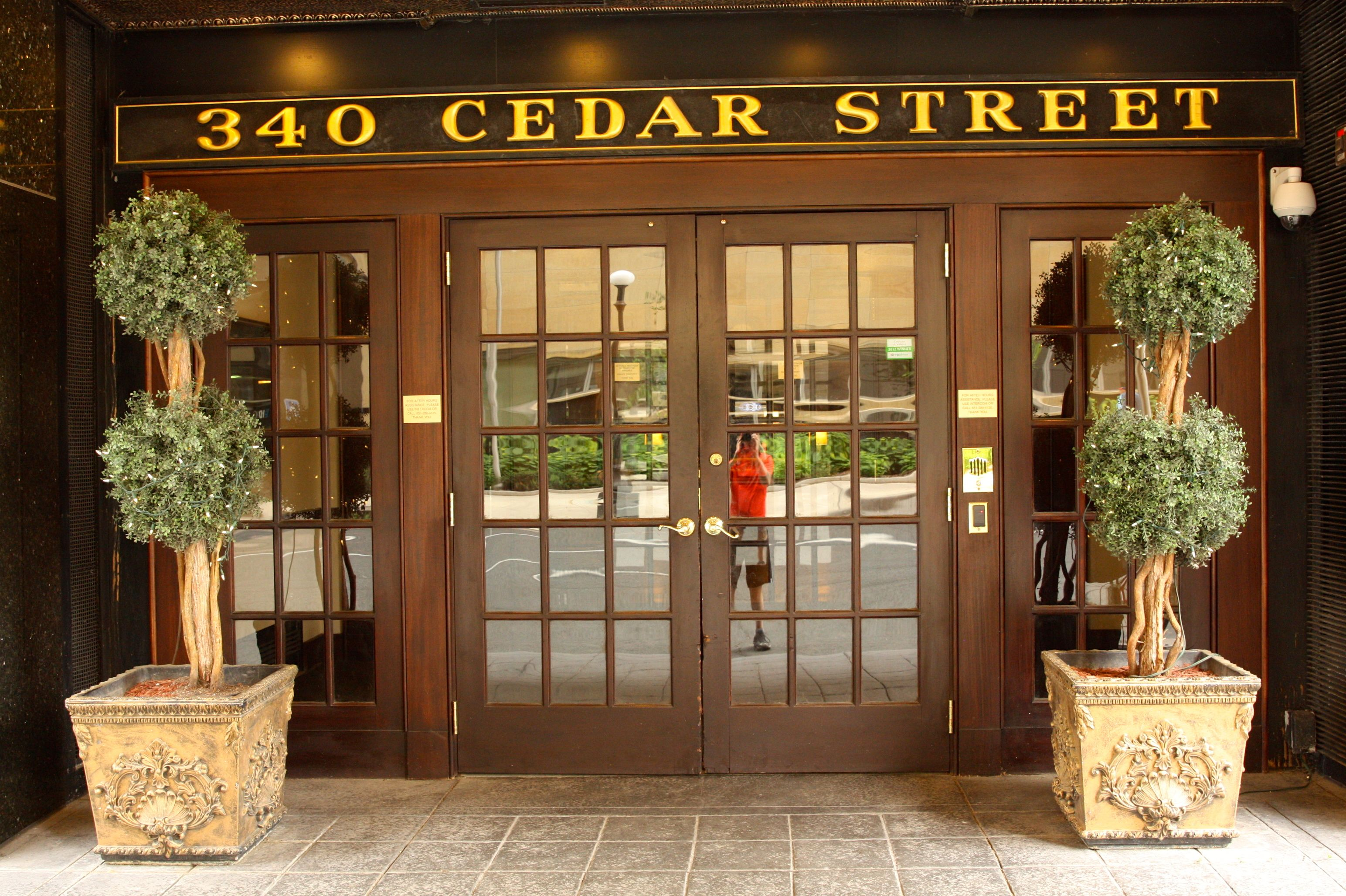 340 Cedar is also the address of the St. Paul Athletic Club and Hotel 340, the east metro's first boutique hotel, according to its website.