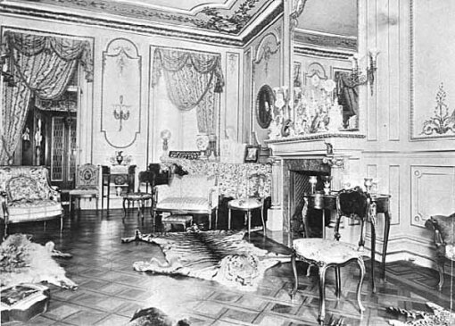 B-L-G house 1884