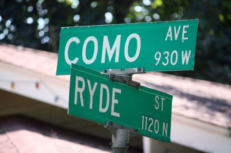 Ryde is the next street to the east of Kilburn and off Como Avenue.
