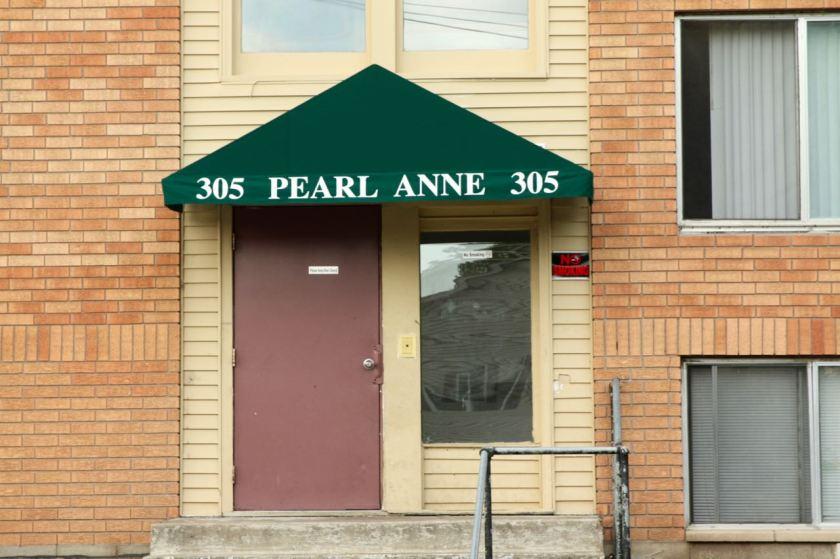 Building 305, Pearl Anne.