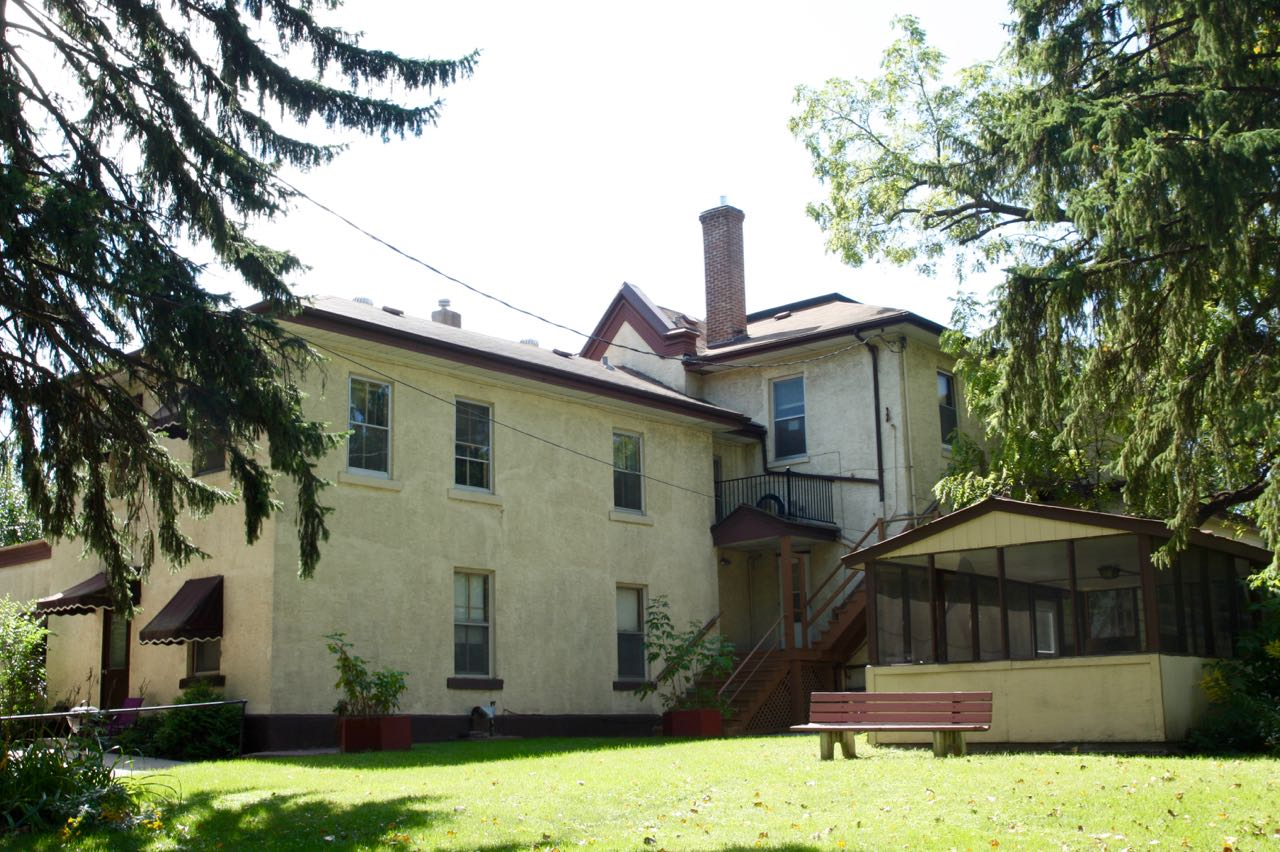 The Mounds Park Residence, 908 Mound Street.