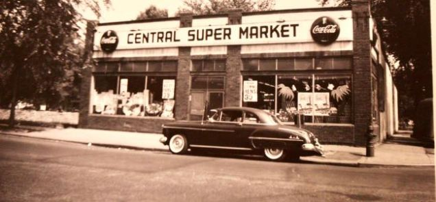 Central Super Market was at 263-265 Central Avenue.