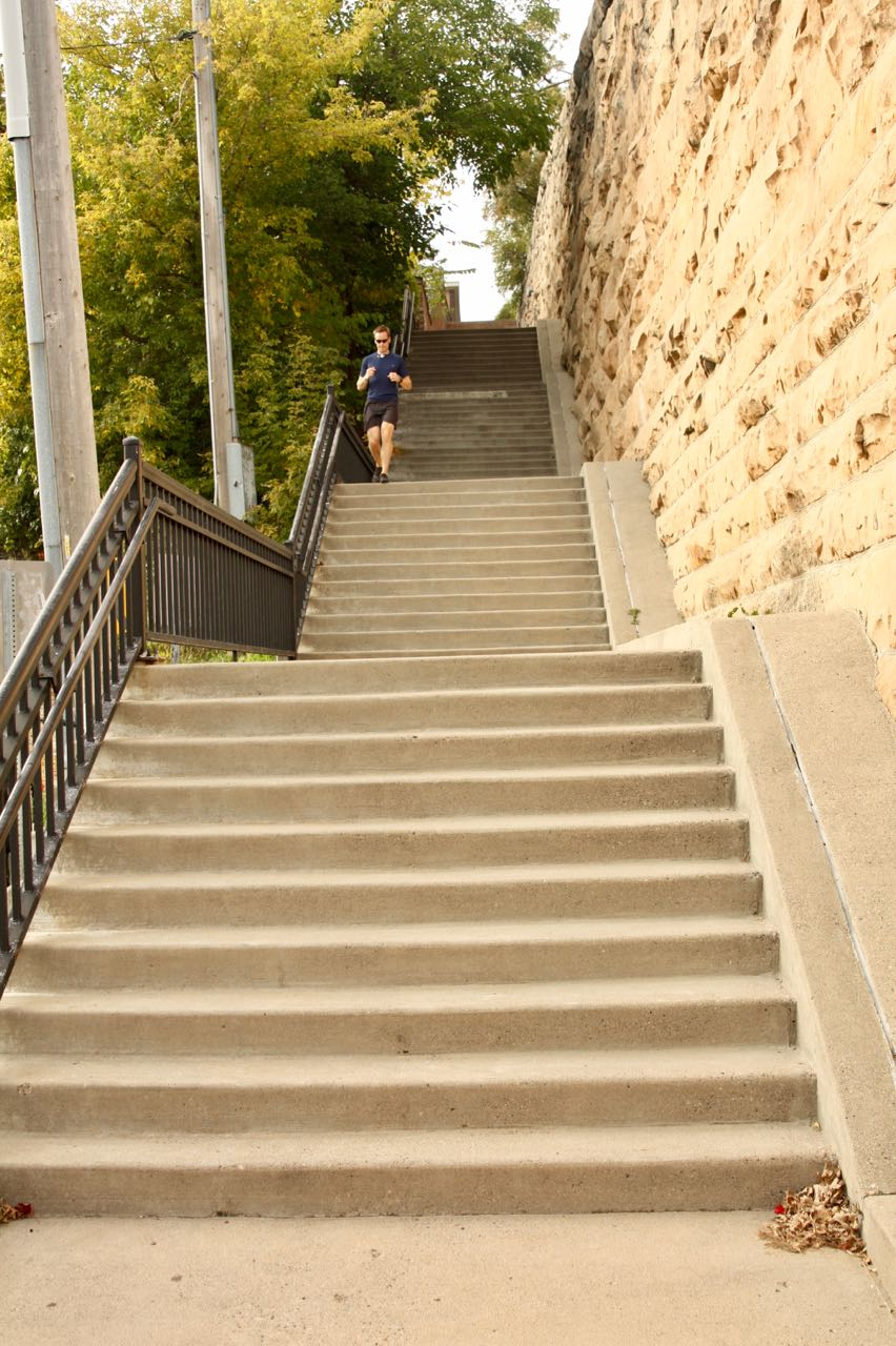 The Walnut Street Steps are a small but intriguing part of the story of the James J. Hill family.