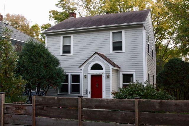 Karen and Tino's home at 330 Irvine.