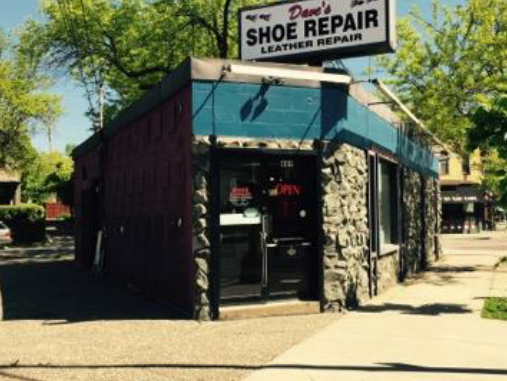 Before it was Dave's Shoe Repair, 489 was the infamous Raquel's Rap, a front for prostitution. Photo courtesy West Seventh Federation