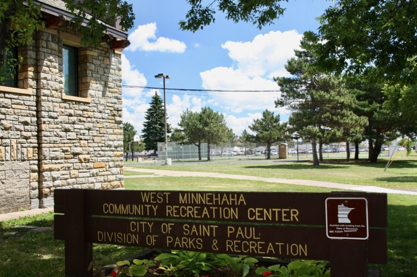 Tennis courts and several large athletic fields are among West Minne's amenities.