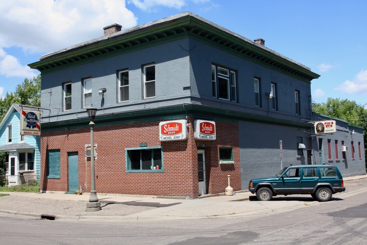 The Nickel Joint is a Frogtown mainstay since the early 1900s.