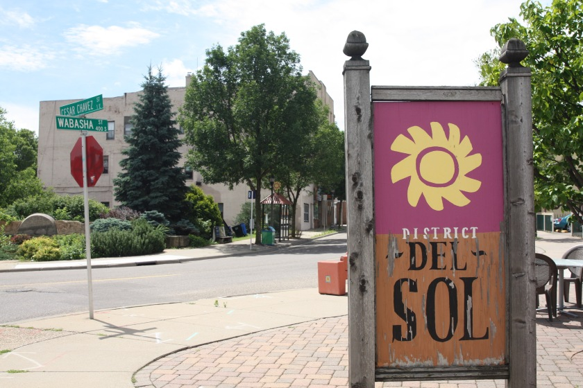Welcome to District Del Sol, or District of the Sun.