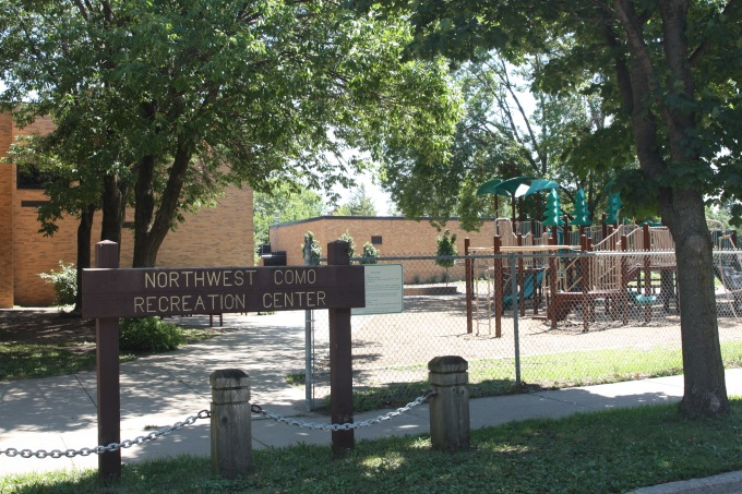 The school was expanded again in 1974. It included a new gym and playground which are part of the Northwest Como Recreation Center.