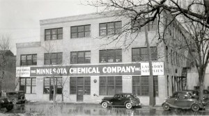 Minnesota Chemical circa the 1930s. Courtesy Minnesota Chemical Company