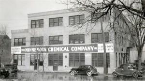 Minnesota Chemical circa the 1930s. Courtesy Minnesota Chemical Company