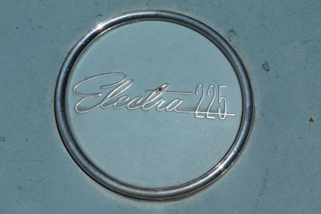 Gorgeous script on the Electra logo.